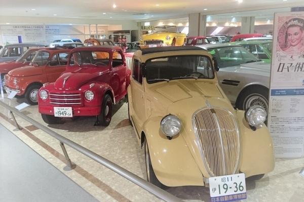 クルマ好き必見!歴史的名車が一堂に会した「日本自動車博物館」