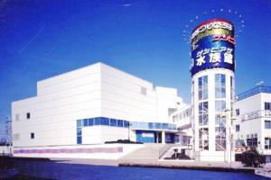 サンピアザ水族館外観