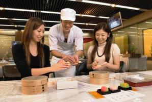 和菓子の手づくり体験