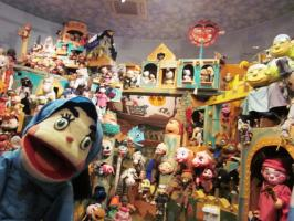 ミュージアム人形展示室