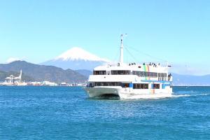 清水港 遊覧船イメージ